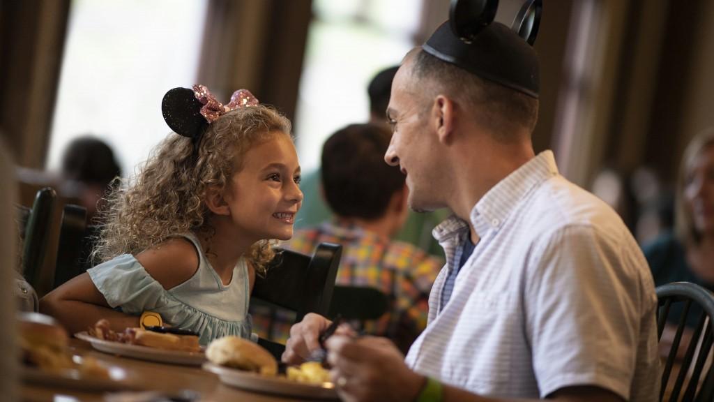 Kid-Size Free Dining at Walt Disney World
